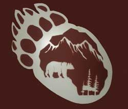 Alaska Grizzly Lodge logo